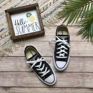 Converse All Star Black Chuck Taylor Sneakers